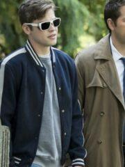 Jack Supernatural S15 Belphegor Varsity Jacket