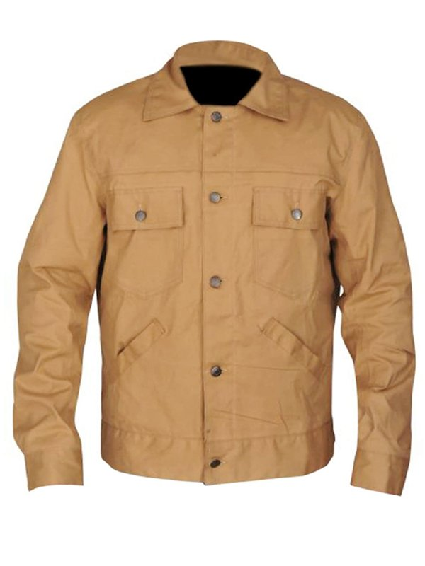 Jackson Maine A Star Is Born Cotton Jacket