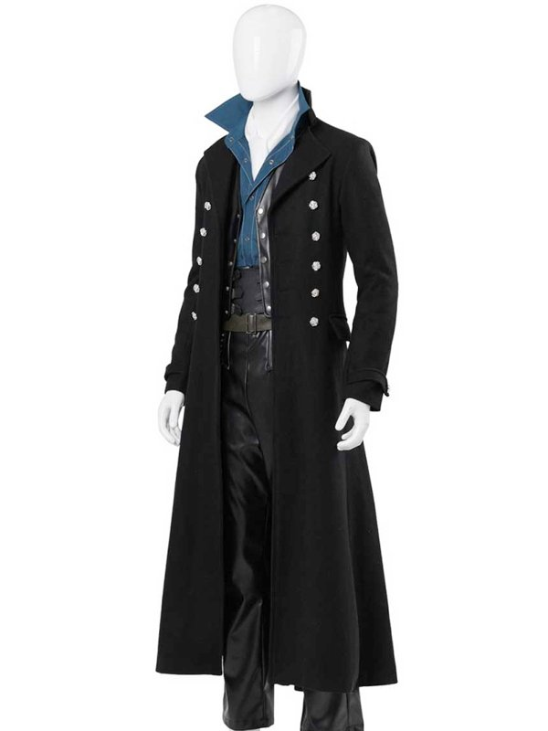 Johnny Depp Fantastic Beasts The Crimes Of Grindelwald Coat