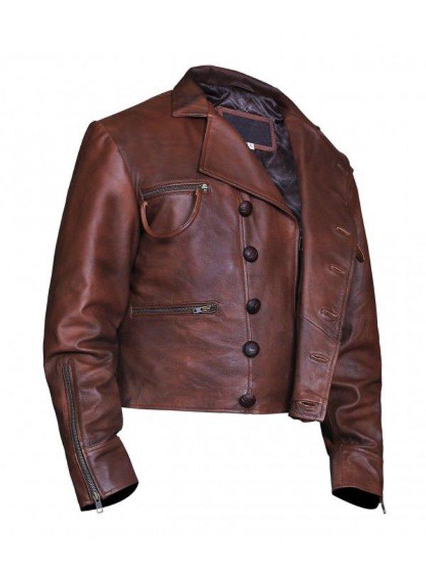 Justice League Aquaman Leather Jacket