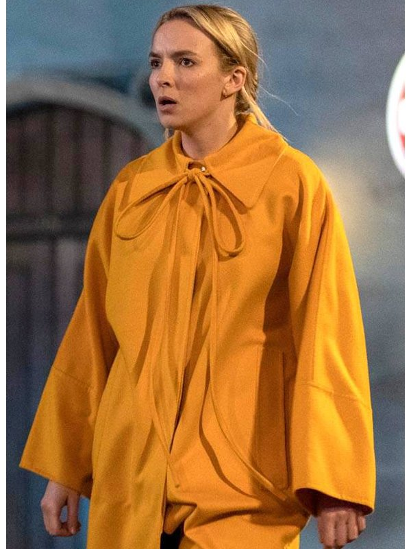 Killing Eve S03 Jodie Comer Long Coat