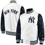 New York Yankees Legend Bomber Jacket