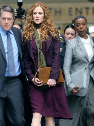 Nicole Kidman The Undoing Blazer