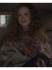 Nicole Kidman The Undoing Embroided Coat