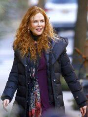 Nicole Kidman The Undoing Puffer Coat