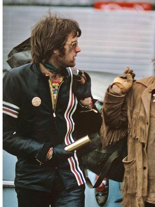 Peter Fonda Easy Rider US Flag Jacket