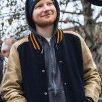 Shape Of You Ed Sheeran Letterman Varsity Jacket