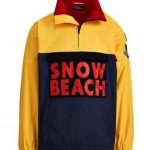 Snow Beach Polo Cotton Jacket