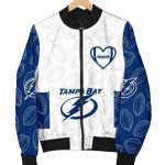 Tampa Bay Lightning Bomber Jacket