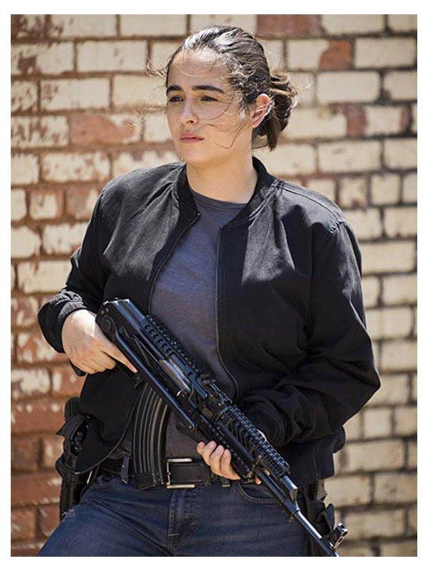 Tara Chambler The Walking Dead Bomber Jacket