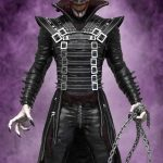 The Batman Who Laughs Leather Coat