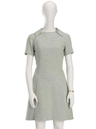 The Queen's Gambit Anya Taylor-Joy Dress