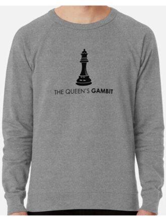 The Queen's Gambit Grey Sweatshirt
