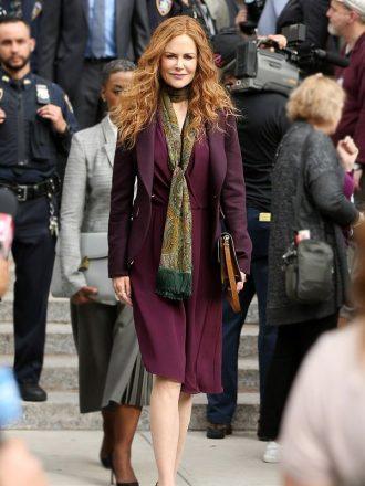 The Undoing Grace Sachs Purple Blazer