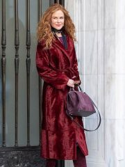 The Undoing Grace Sachs Red Coat