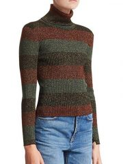 The Undoing Nicole Kidman Turtleneck Woolen Sweater