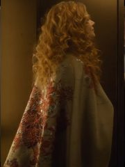 Tv Series The Undoing Grace Fraser Embroided Cape Coat