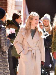Tv Series The Undoing Sylvia Steineitz Long Wool Coat