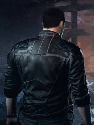 Video Game Devil's Hunt Pawel Lesniak Leather Jacket