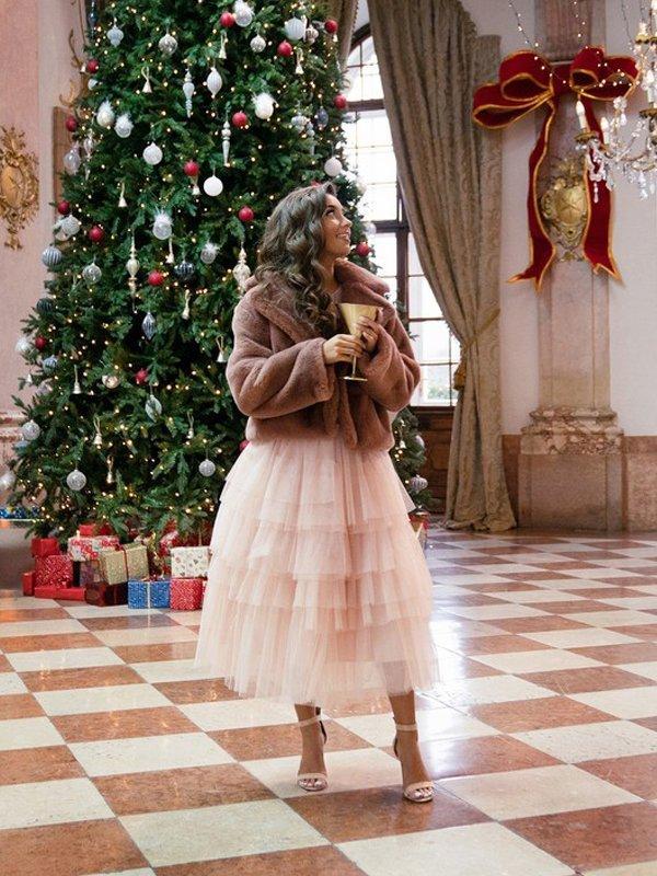 12 Dates of Christmas Faith Fernandez Jacket