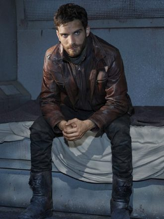 Agents Of Shield Deke Shaw Leather Jacket