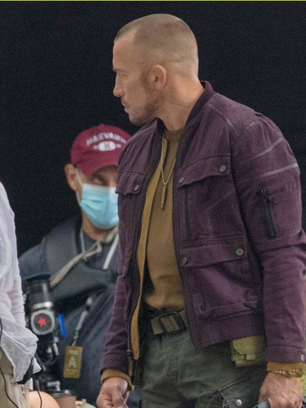 Batroc The Falcon and the Winter Soldier Georges St-Pierre Purple Jacket