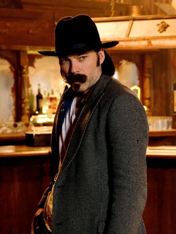 Doc Holliday Wynonna Earp S04 Trench Coat