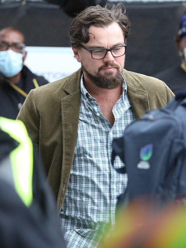 Don't Look Up Leonardo DiCaprio Jacket