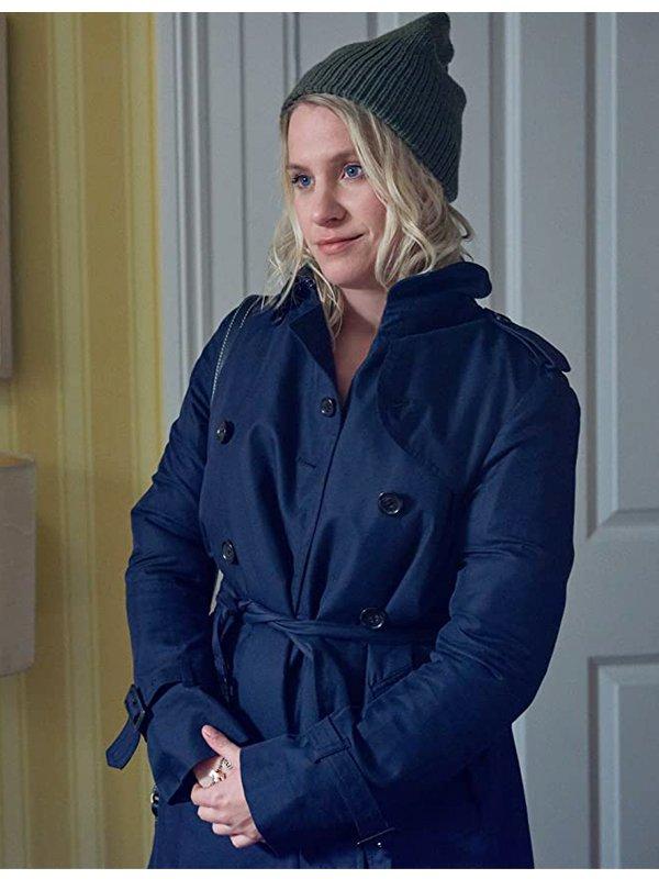 Fleabag Jenny Rainsford Coat
