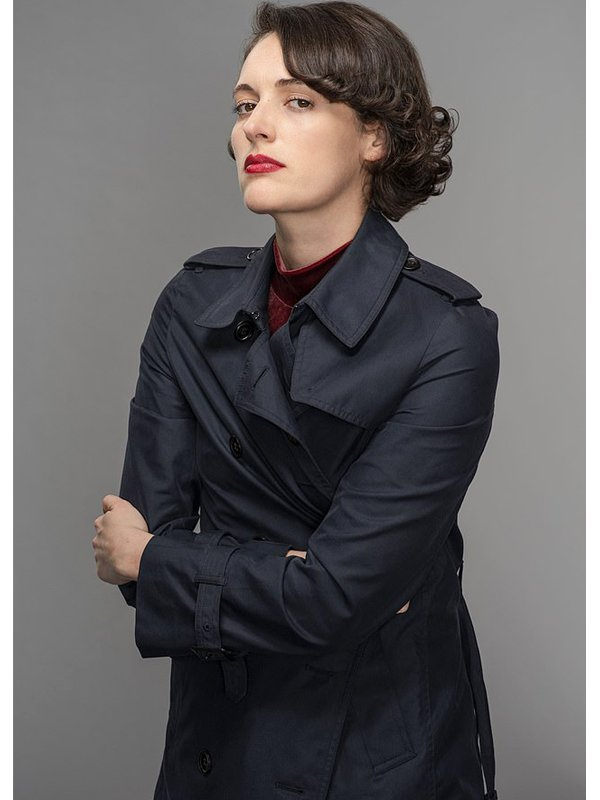 Fleabag Phoebe Waller-Bridge Coat