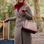 Jenny Cooper Virgin River S02 Wool Coat