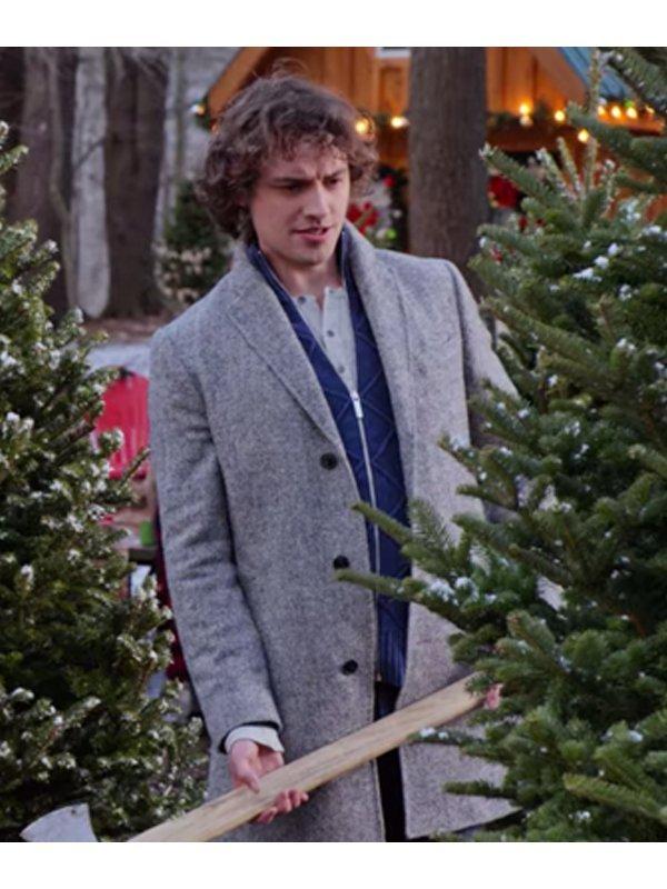 Josh Whitehouse The Knight Before Christmas Coat