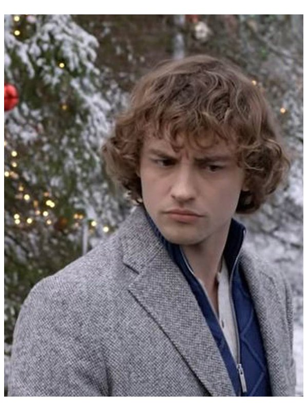 Josh Whitehouse The Knight Before Christmas Trench Coat