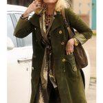 Margaret Monreaux Filthy Rich Suede Coat