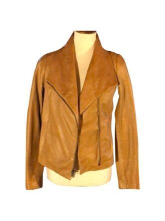 Melinda Monroe Brown Jacket