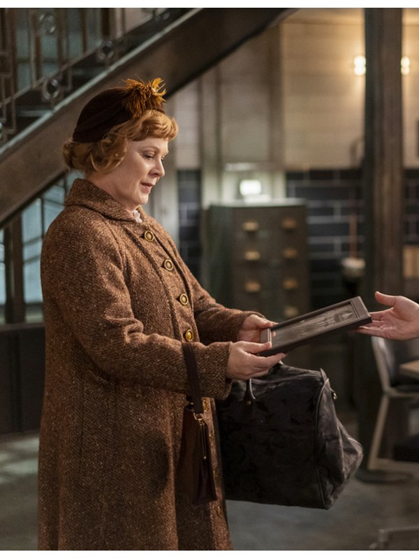 Mrs. Butters Supernatural S15 Coat