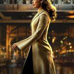 Pearson Gina Torres Long Coat