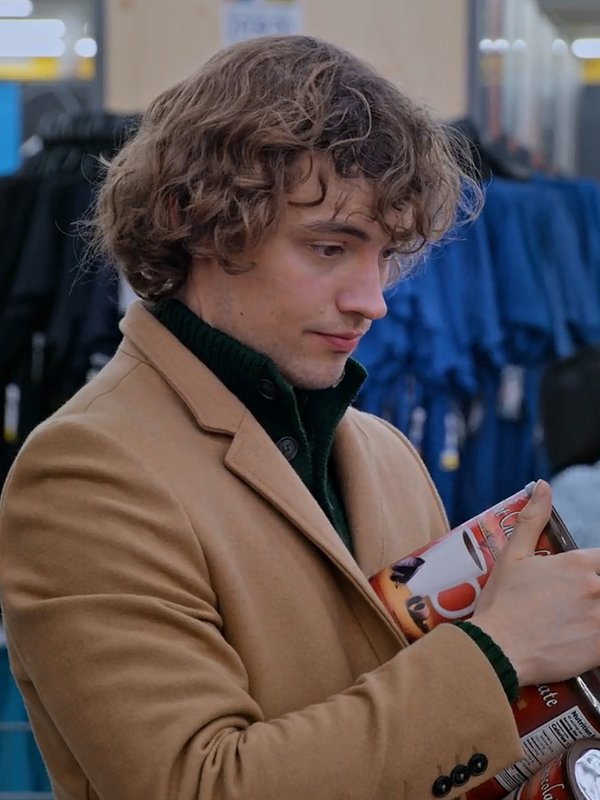 The Knight Before Christmas Josh Whitehouse Brown Coat