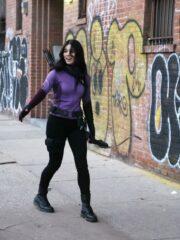 Tv Series Hawkeye Hailee Steinfeld Jacket