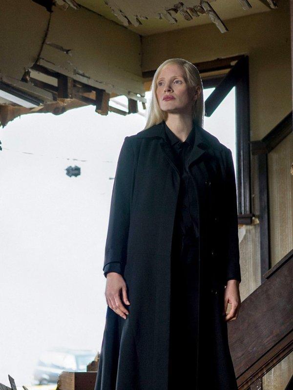 X-Men Dark Phoenix Jessica Chastain Coat
