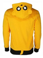 Adventure Time Jake Yellow Hoodie