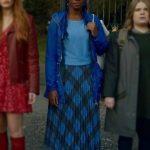 Aisha Fate The Winx Saga Blue Jacket
