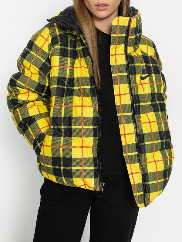 Lily Collins Emily In Paris Emily Cooper Yellow Plaid Jacket