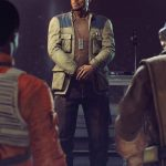 Lindon Javes Star Wars Squadrons Leather Jacket