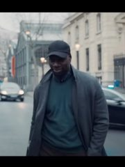 Omar Sy Arsene Lupin Coat