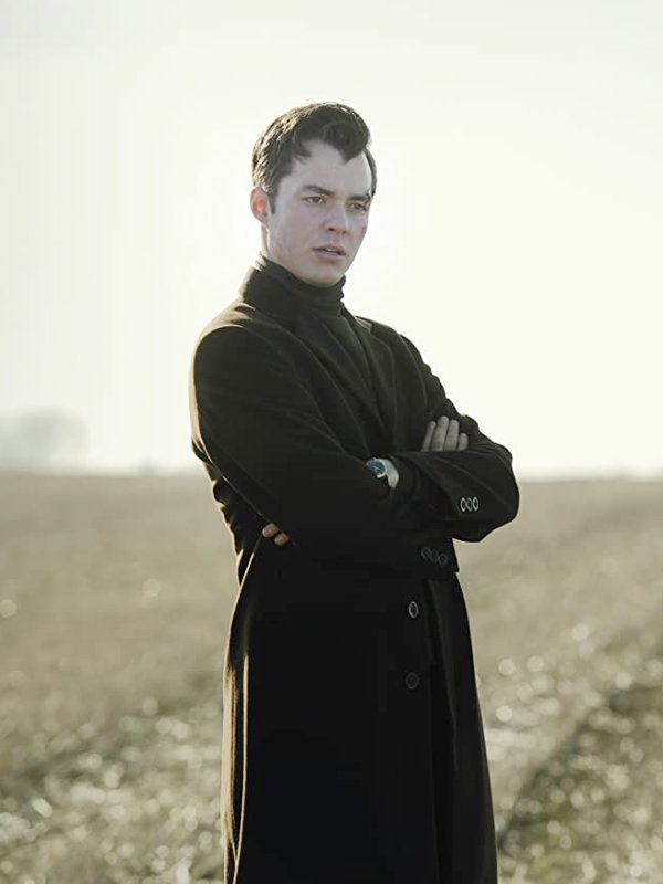 Pennyworth Jack Bannon Trench Coat