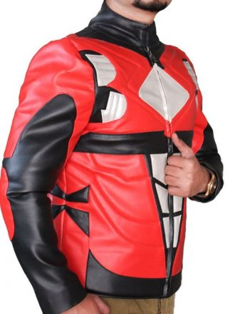 Power RangerLeather Jacket