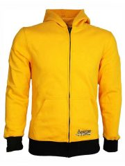 T Series Adventure Time Jake The Dog Yellow Hoodie