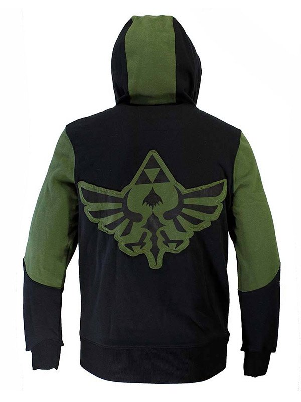 The Legend of Zelda Cotton Hoodie