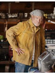 Will Patton Yellowstone S03 Garrett Randle Yellow Jacket